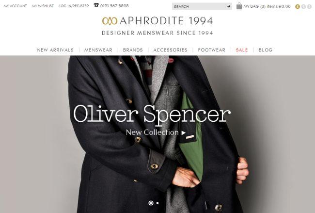 Интернет-магазин Aphrodite1994.com
