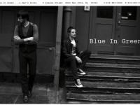 Интернет-магазин BlueInGreenSoho.com