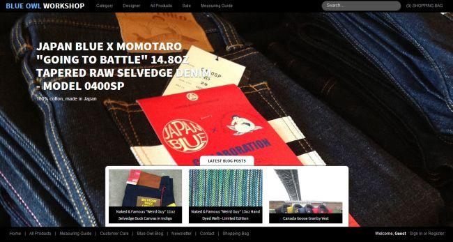 Интернет-магазин Blueowl.us
