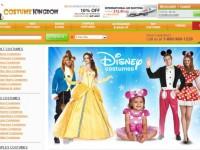 Интернет-магазин Costumekingdom.com