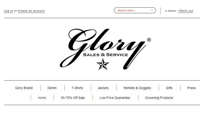 Интернет-магазин Glorysales.com