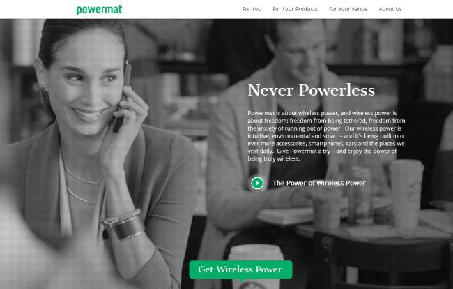 Интернет-магазин Powermat.com