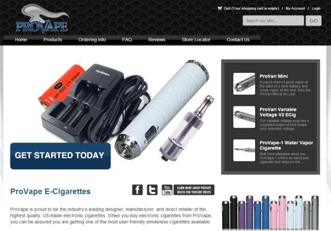 Интернет-магазин ProVape.com