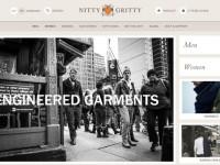 Интернет-магазин Nittygrittystore.com