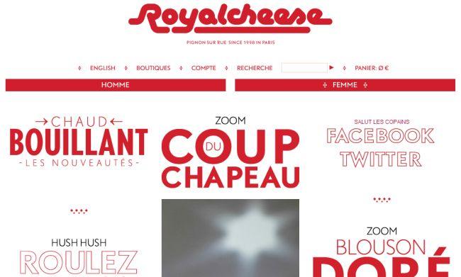 Интернет-магазин Royalcheese.com