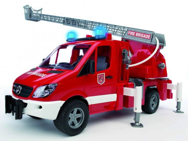 Пожарная машина Bruder