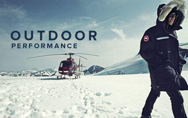 Canada Goose – одежда для суровых климатических условий