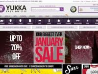 Интернет-магазин Yukka.co.uk