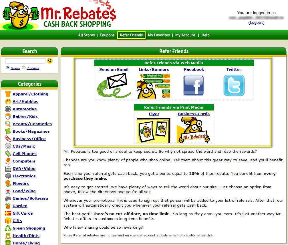 mrrebates.com - 7
