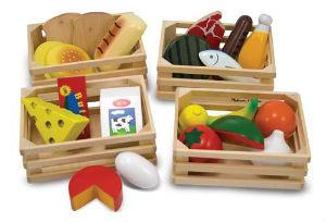 деревянные игрушки Мелисса Дог