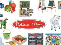 Melissa & Doug — первые уроки жизни с игрушками Мелисса Дог