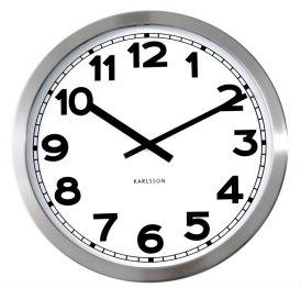 настенные часы Karlsson