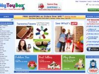 Интернет-магазин MyToyBox.com