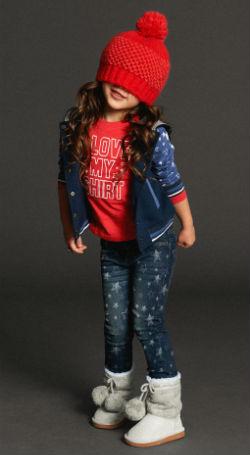 детская одежда Blue Seven