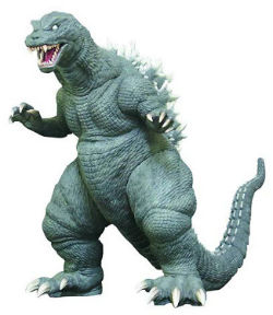 игрушки Godzilla Bandai