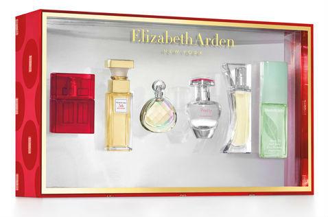 На фото набор парфюма Элизабет Арден