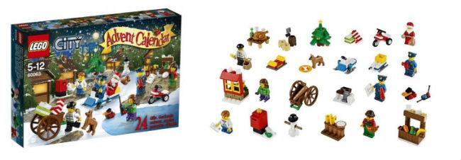 Адвент-календари от Lego