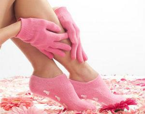 Увлажняющие носочки GelSmart