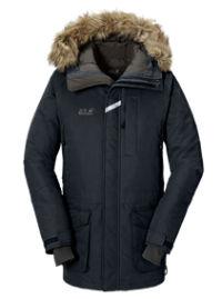 зимние куртки Jack Wolfskin