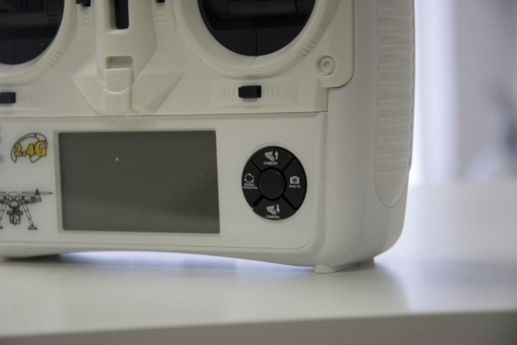 Управление подвесной камерой