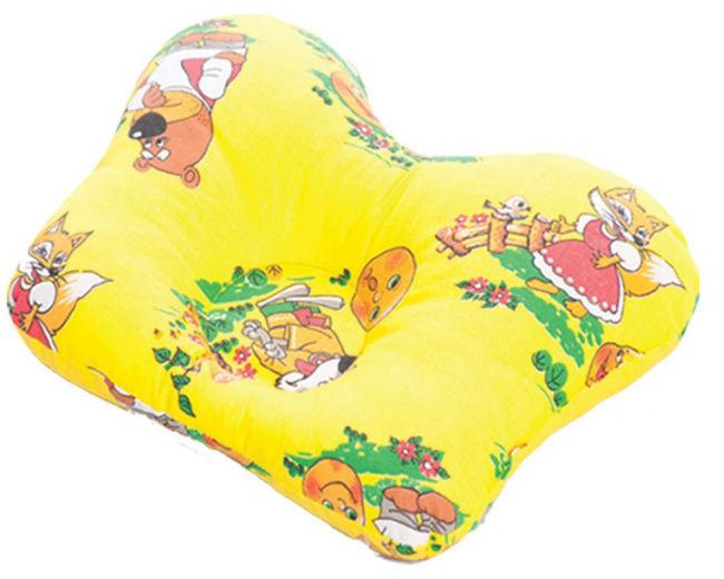 На фото подушки для грудничков