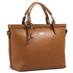 Коричневая женская сумка Pola