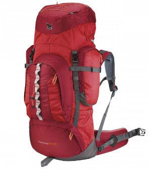 Красный рюкзак Salewa