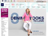 Интернет-магазин Gap.com