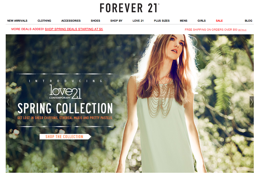 forever 21 магазин одежды