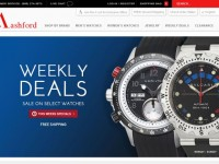 Интернет-магазин Ashford.com