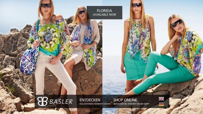Интернет-магазин Basler-fashion.de