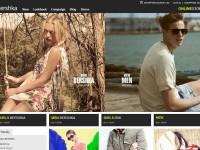 Интернет-магазин Bershka.com