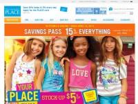 3962e86b Американские интернет-магазины детской одежды. Интернет-магазин  Childrensplace.com