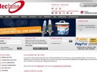 Интернет-магазин Dectane.de