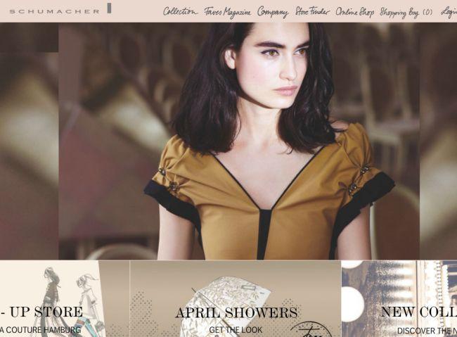 Интернет-магазин Dorothee-schumacher.com