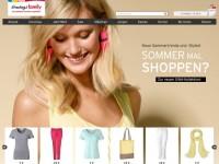 Интернет-магазин Ernstings-family.de