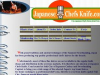 Интернет-магазин Japanesechefsknife.com