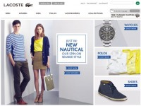 Интернет-магазин Lacoste.com