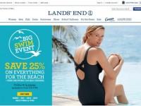 Интернет-магазин Landsend.com (Лендсенд)