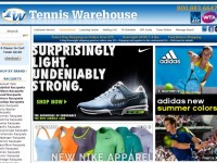 Интернет-магазин Tennis-warehouse.com