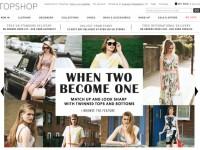 Интернет-магазин Topshop.com