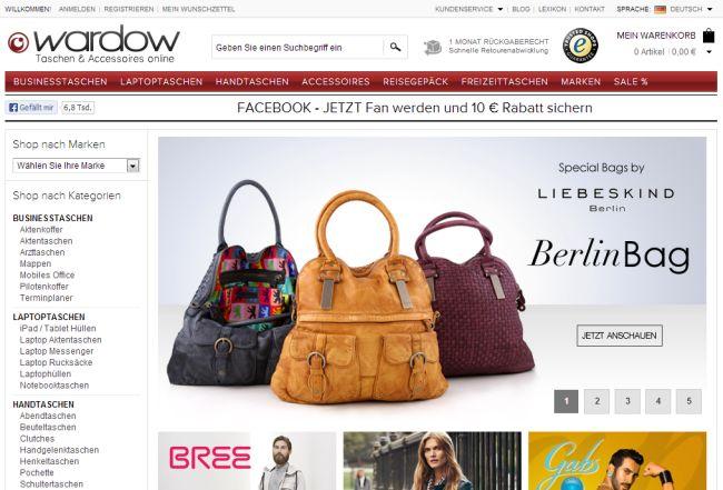 Интернет-магазин Wardow.com