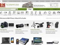 Интернет-магазин Bhphotovideo.com