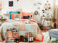 Уютный домашний текстиль из натурального хлопка от UrbanOutfitters
