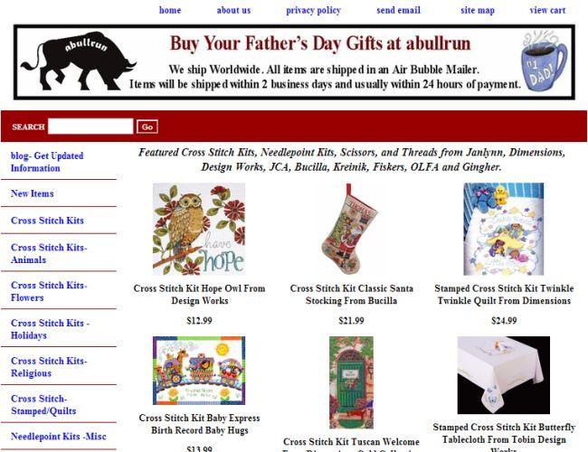 Интернет-магазин Abullrun.com
