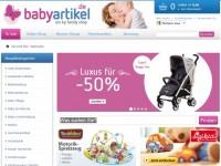 Интернет-магазин Babyartikel.de