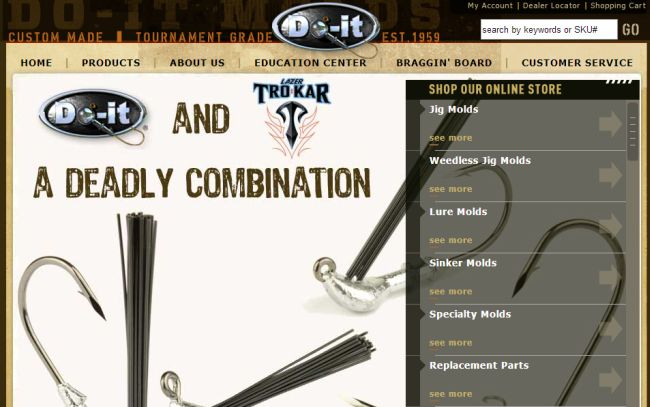 Интернет-магазин Do-itmolds.com