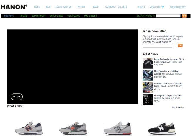 Интернет-магазин Hanon-shop.com
