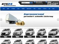 Интернет-магазин Karosserieteileshop24.de