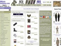 Интернет-магазин Militaryclothing.com
